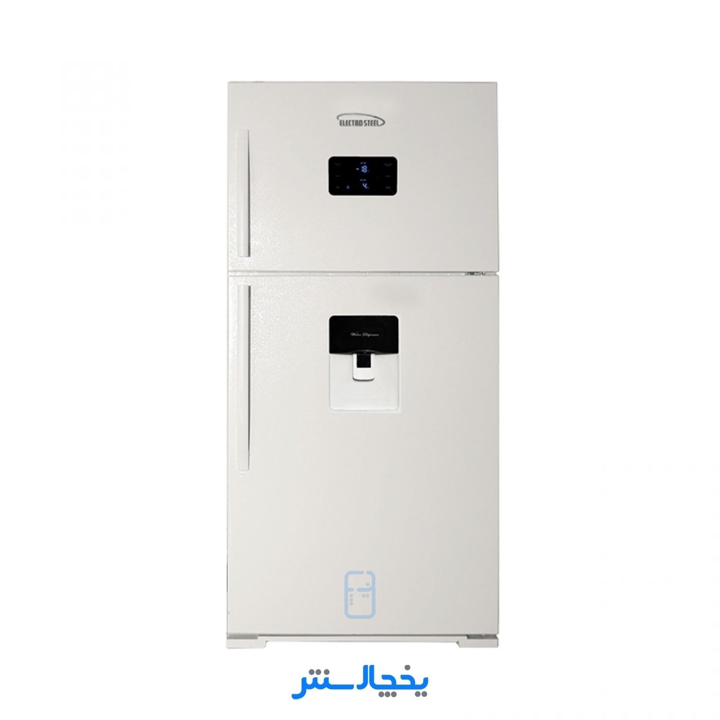 یخچال فریزر الکترواستیلیخچال فریزر الکترواستیل مدل واید ES32 سفید مدل واید ES32 سفید چرم