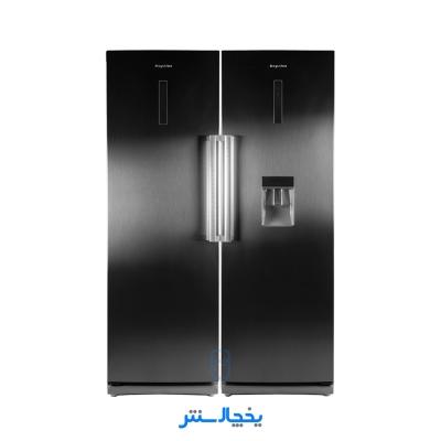 یخچال فریزر دوقلو دیپوینت مدل D4i-PRO سیلور