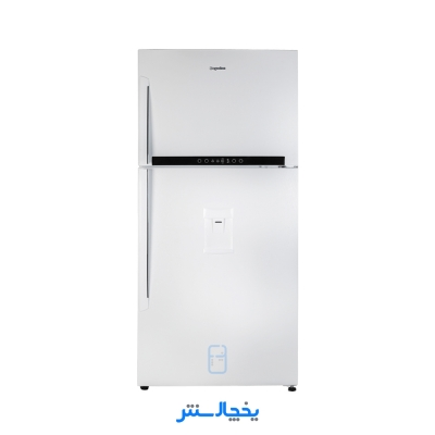 یخچال فریزر دیپوینت مدل T7 سفید چرم