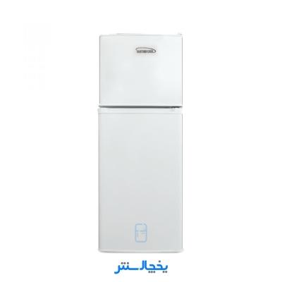 یخچال فریزر الکترواستیل مدل اسمایل ES11 سفید