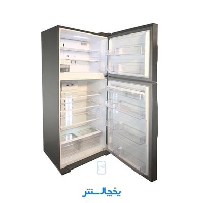 یخچال فریزر الکترواستیل مدیخچال فریزر الکترواستیل مدل واید ES32 سفیدل واید ES32 سفید چرم
