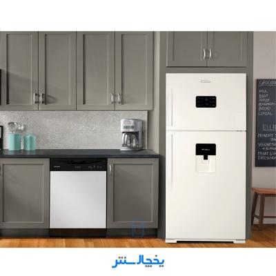 یخچال فریزر الکترواسیخچال فریزر الکترواستیل مدل واید ES32 سفیدتیل مدل واید ES32 سفید چرم