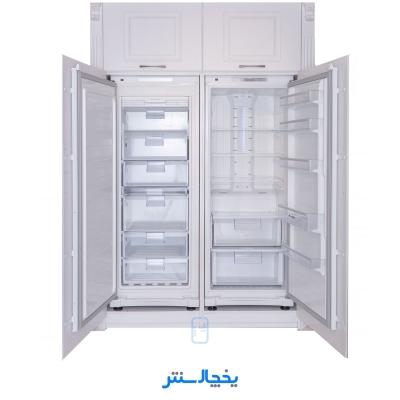 یخچال فریزر دوقلو هیمالیا مدل کابینتی